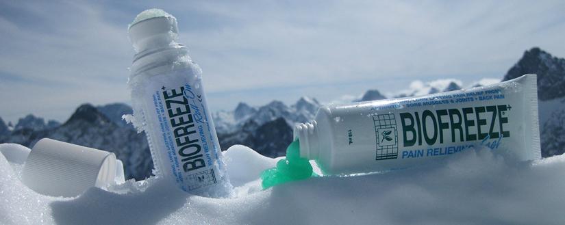 Le retour du Biofreeze !