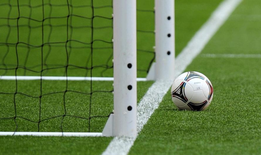 La norme sur les buts de foot !