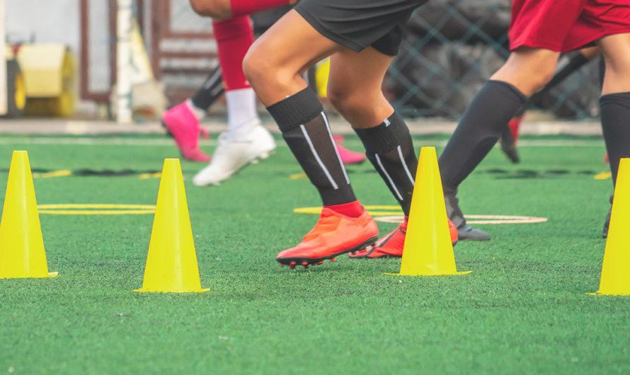 5 matériels auxquels on ne pense pas toujours pour le foot
