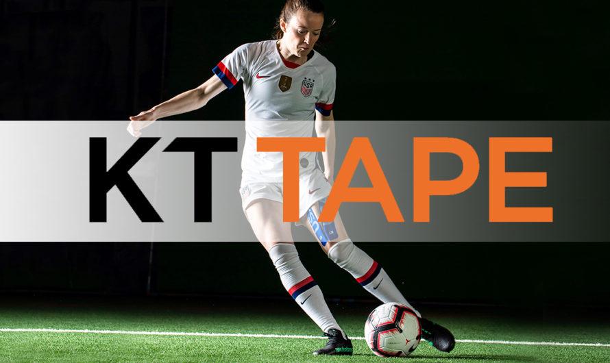 Les bandes KT-Tape, un ruban de sport