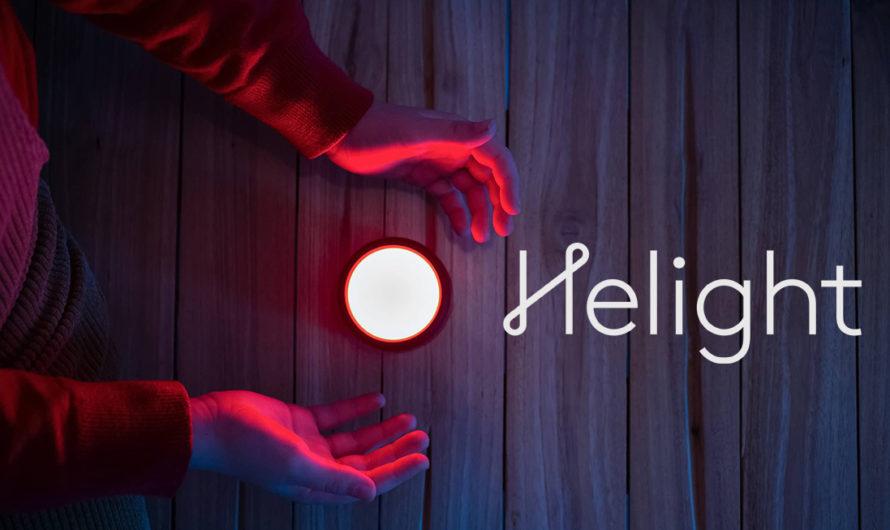 Helight™, les bienfaits de la lumière rouge, pour tous.