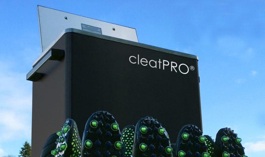 Boite à vapeur pour chaussure de foot, CleatPRO