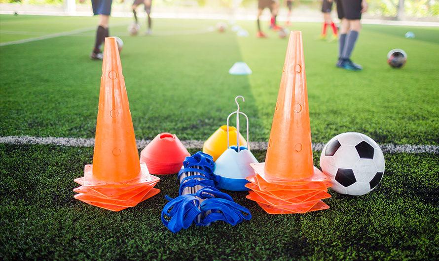 Etes-vous bien équipé dans votre club de football ?