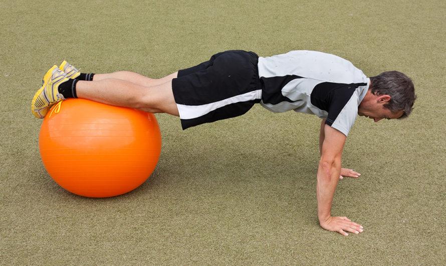 Top 5 des exercices avec Gymball