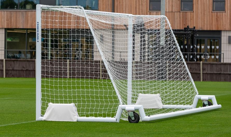 Connaitre la dimension d'une cage de foot